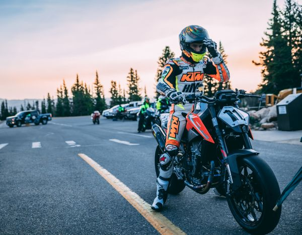 KTM and Chris Fillmore set to return to Pikes Peak International Hill Climb