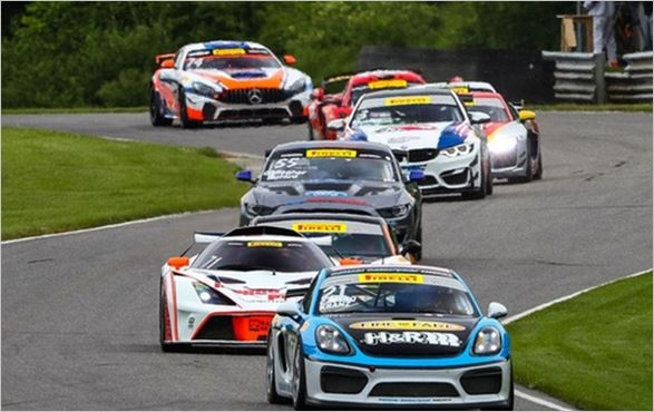 Mühlner Motorsport with strong performance at Pirelli World Challenge at Lime Rock Park