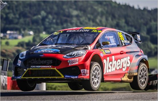 Olsbergs MSE heads to Höljes on a high after Hell success