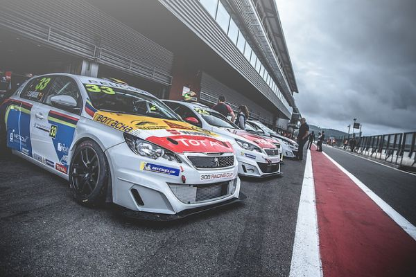 308 Racing Cup Spa Francorchamps race results and standings