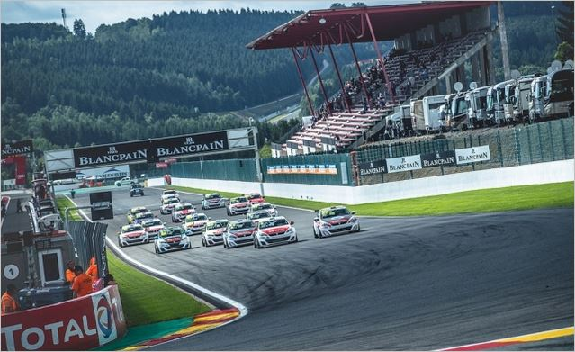 308 Racing Cup Spa Entry List - standings