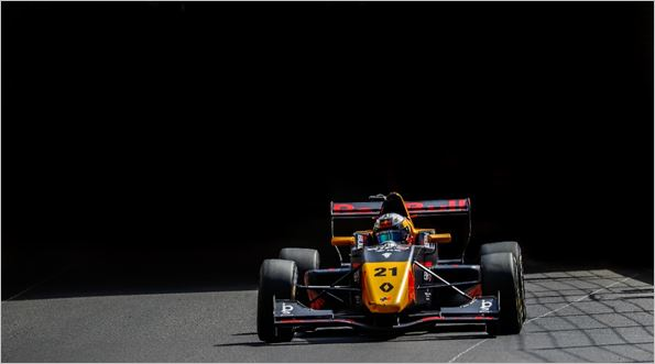 Tech 1 Racing adds to its tally in Monaco