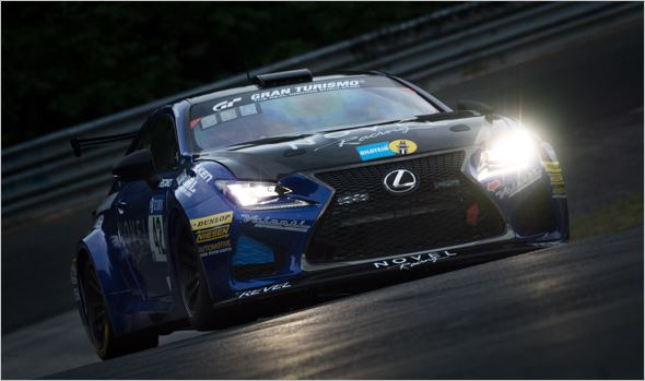 Mario Farnbacher with podium success in 24h Nürburgring race