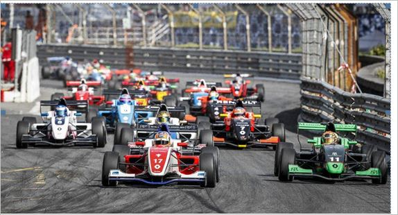 Formula Renault NEC set for season opener on the Streets of Pau