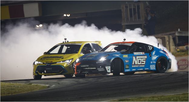 Nexen Tire Motorsports in Formula Drift at Road Atlanta