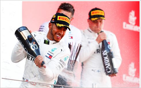 Pirelli F1 Spanish Grand-Prix race review