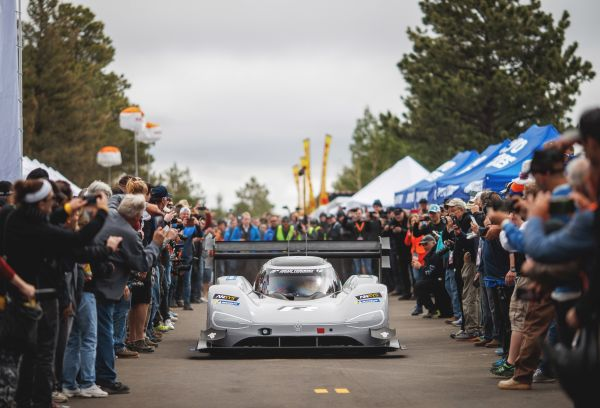 Volkswagen I.D. R Pikes Peak targets next record at Goodwood