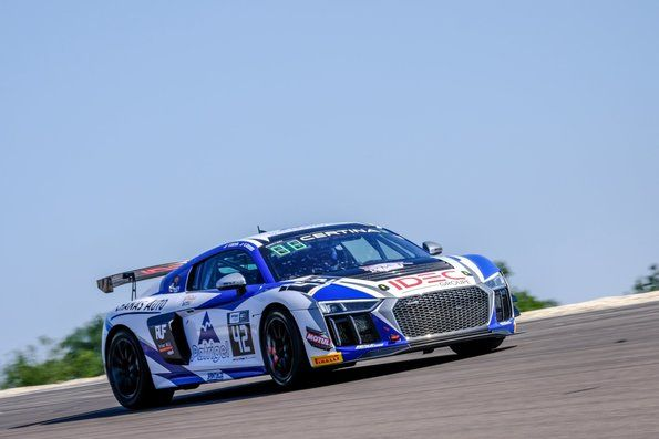 The first AUDI podium results in France