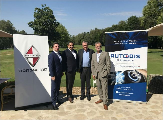 AUTODIS ESCH/MERSCH to become Borgward distributor for Luxembourg