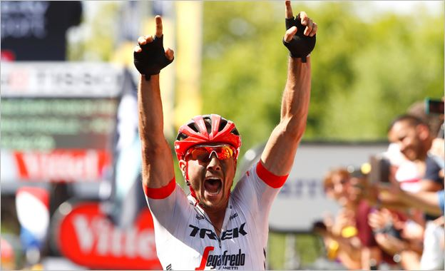 Degenkolb wins a dramatic stage nine at the Tour de France