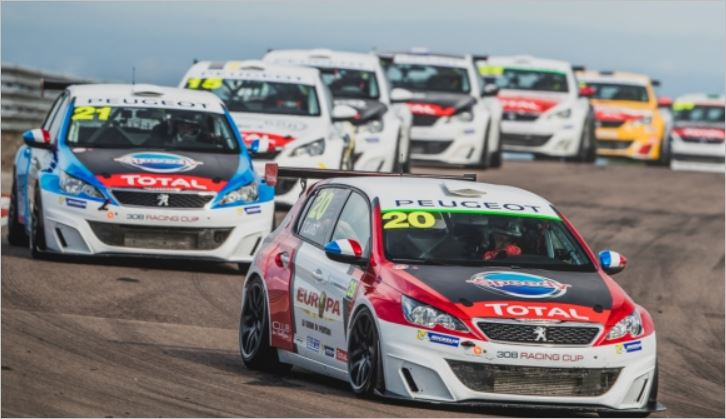 308 Racing Cup Dijon race classification and standings