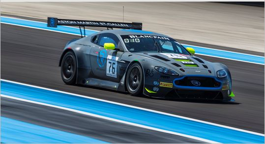 R-Motorsport retains victory in Blancpain GT Series Endurance Cup round at Silverstone
