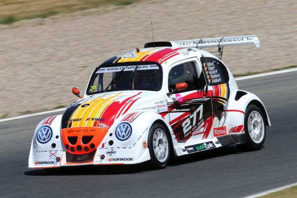 Volkswagen Fun Cup Europe Saison highlight in Spa- Francorchamps