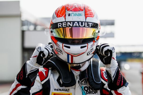 Hubert clinches maiden GP3 pole in Silverstone qualifying