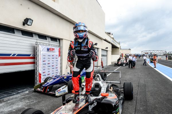 Drugovich claims second Euroformula Open win of the weekend in Le Castellet