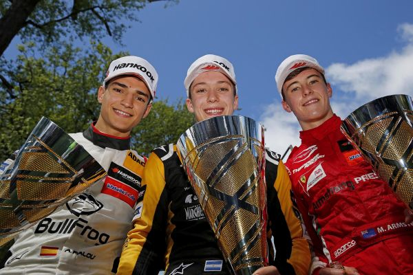 Driver quotes after FIA F3 race 2 in Pau