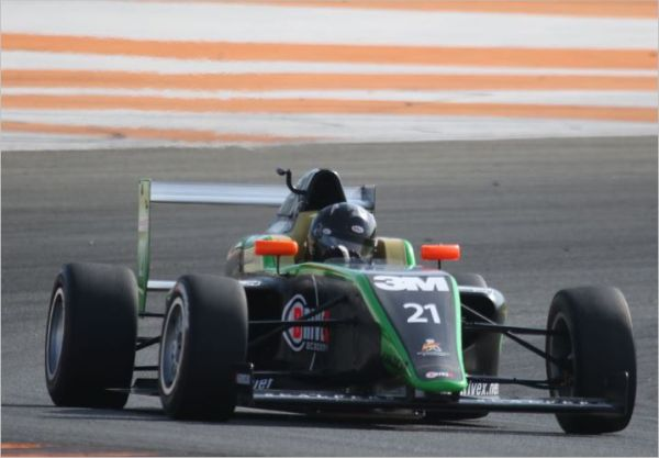 Rui Andrade joins Drivex for the remaining F4 Spain season