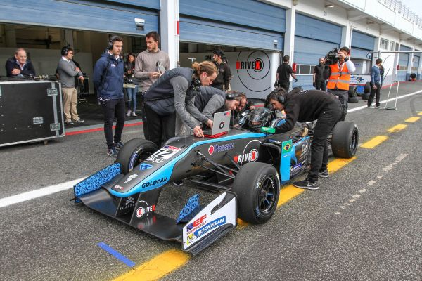 Drivex set sights on podium at F3 Open's round 2 event