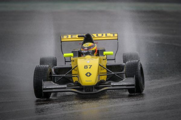 Pau entry confirmed for Rougier and Fortec