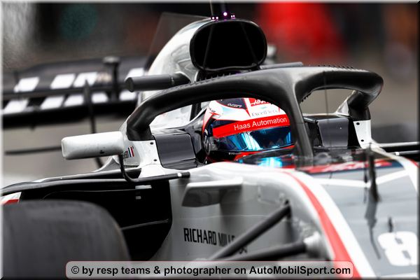 Haas F1 Team Spanish Grand-Prix free practices review
