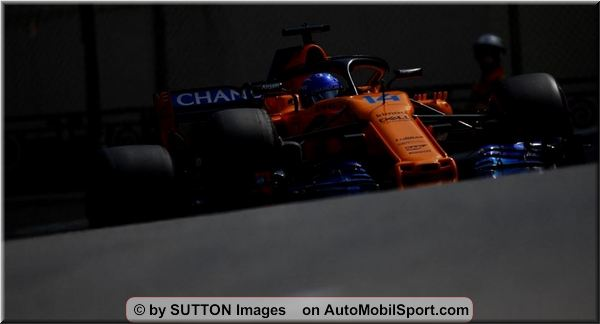 McLaren F1 Team Monaco Grand-Prix race review