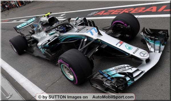 Mercedes AMG Petronas F1 Spanish Grand-Prix preview