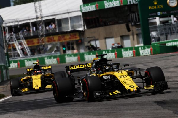 Renault Sport F1 Canadian Grand-Prix race review