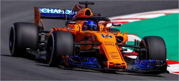 McLaren Team F1 Spanish Grand-Prix qualifying review