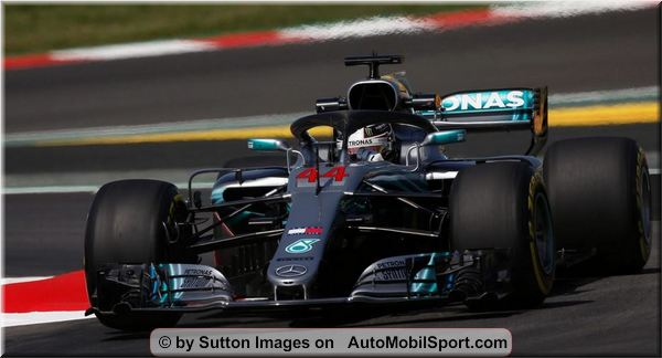 Mercedes AMG Petronas F1 Spanish Grand-Prix practices review