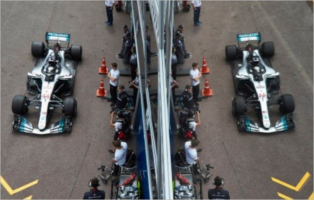 Mercedes AMG Petronas F1 Monaco Grand-Prix practices review