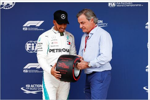 Pirelli F1 Spanish Grand-Prix qualifying review