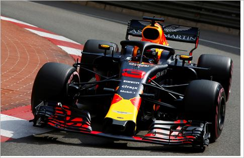Pirelli F1 Monaco Grand-Prix Thursday practices review