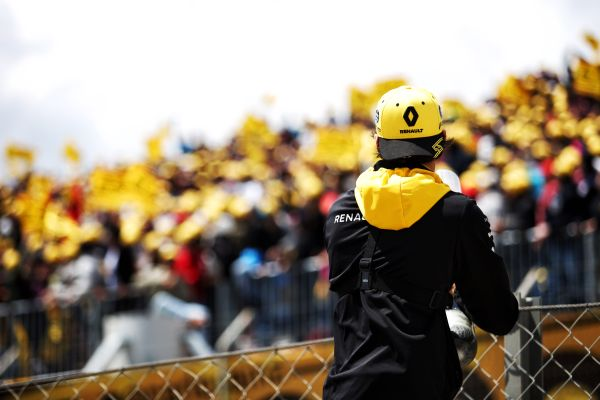 Renault Sport F1 Spanish Grand-Prix race review