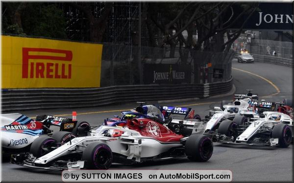 Alfa Romeo Sauber F1 Team Monaco Grand-Prix race review