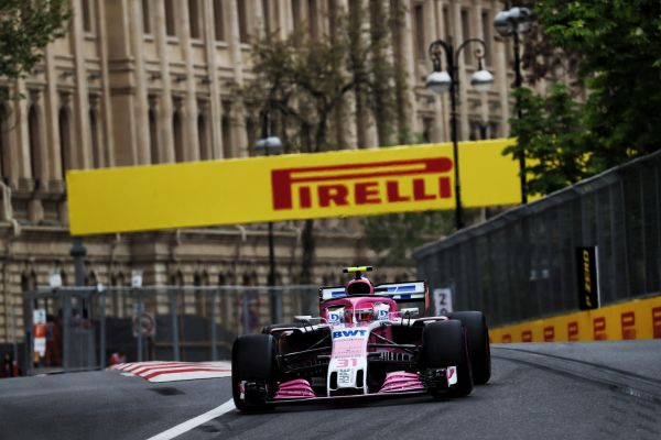 Esteban Ocon quotes ahead of Spanish Grand-Prix