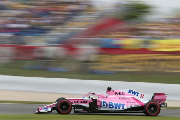 Sahara Force India F1 Spanish Grand-Prix qualifying review