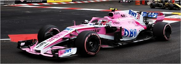 Sahara Force India F1 Monaco Grand-Prix race review