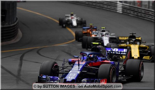Scuderia Toro Rosso F1 Monaco Grand-Prix review