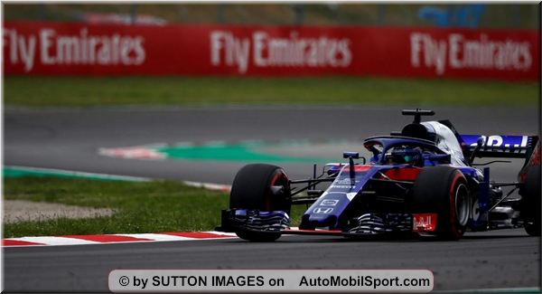 Scuderia Toro Rosso F1 Spanish Grand-Prix race review