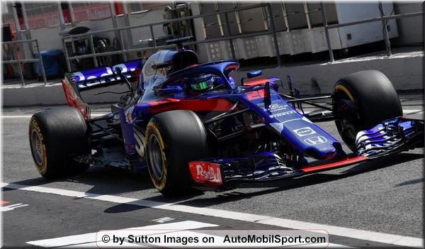 Scuderia Toro Rosso F1 Spanish Grand-Prix practices review
