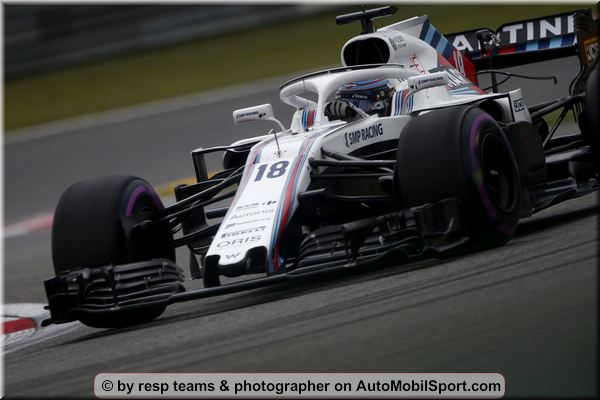 Williams Martini Racing F1 Spanish Grand-Prix race review