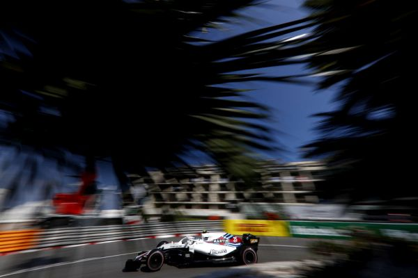 Williams Martini Racing F1 Monaco Grand-Prix practices