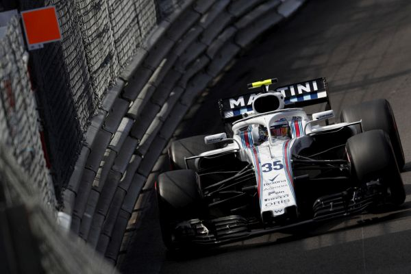 Williams Martini Racing F1 Monaco Grand-Prix qualifying