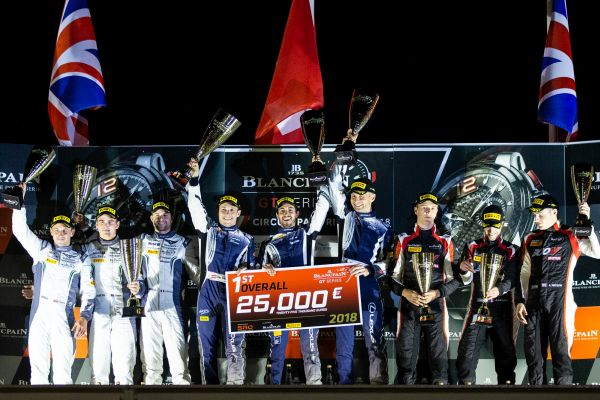 Marco Seefried - Emotional first victory with Emil Frey Lexus Racing
