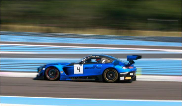 Paul Ricard Blancpain GT Series Pre-Qualifying classification