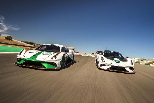 Brabham BT62 roars into global public debut at Goodwood Festival of Speed