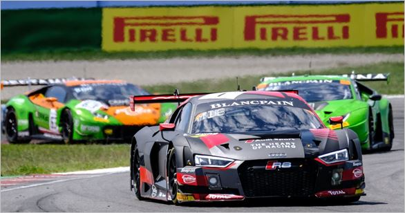 Belgian Audi Club Team WRT completes perfect weekend with dominant one-two finish at Misano