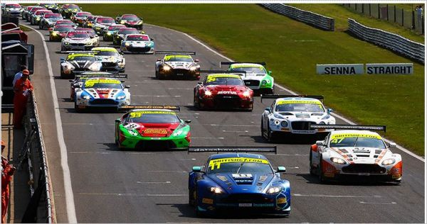 British GT3 at Silverstone 500 - Time for someone to make a stand