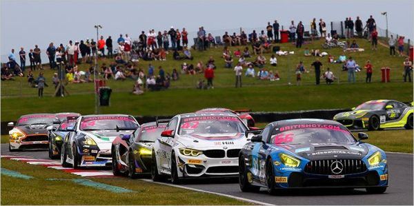 British GT4 at Silverstone 500 - A sixth different winner in as many races ?