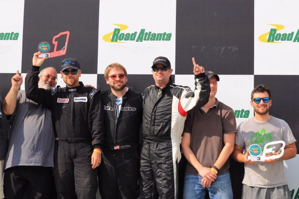 Workman / Tibbett winner in WRL Peachtree GP Road Atlanta